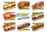 subway- eat fresh