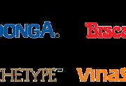 hông thường mẫu logo được kết hợp giữa tên thương hiệu với một biểu tượng riêng, chẳng hạn như logo DongA®Bank hay BiscaFun®, hoặc súc tích hơn là khi các chữ cái tên thương hiệu được thiết kế độc đáo, hoặc được tích hợp với một biểu tượng độc đáo, ví dụ như logo của VinaSoy® và Archetype®. Cả hai dạng logo này đều sẽ đạt được hiệu quả cao nhất khi mẫu thiết kế phát triển từ những nét đặc tính cảm xúc đã thiết lập trước đó và thể hiện thông qua một hình ảnh giàu ý nghĩa ẩn dụ, chẳng hạn như mặt trời trong logo DongA® và chiếc lá trong logo VinaSoy®; hoặc thông qua các hình trừu tượng song vẫn gợi lên những nét đặc tính cảm xúc, chẳng hạn như mẫu logo BiscaFun® và Archetype®. Tất cả đều là những dự án nhận diện thương hiệu mà Richard Moore Associates đã thực hiện.
