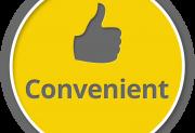convenient